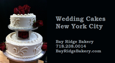 wedding cakes Brooklyn