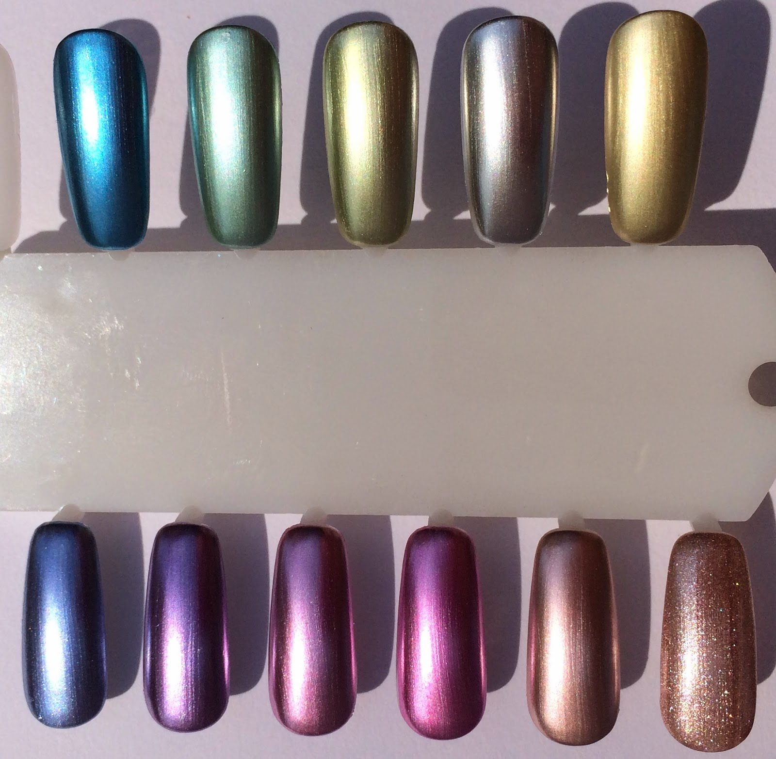 Confessions Of A (Drugstore) Stalker: Swatches Of Sally