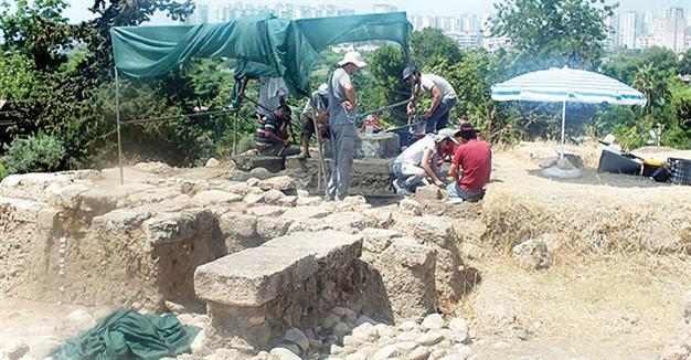 Un temple antique découvert en Turquie