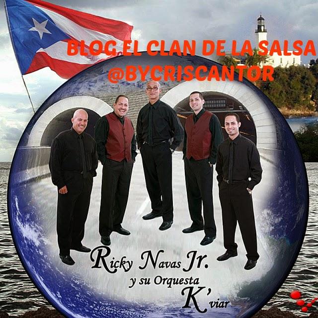 Ricky Navas Jr. & Su Orquesta K'viar - portada - descarga
