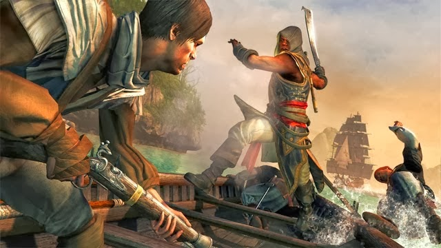 Free Download Assassin's Creed IV Freedom Cry PC Game