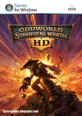 Oddworld: Stranger's Wrath HD PC Cover