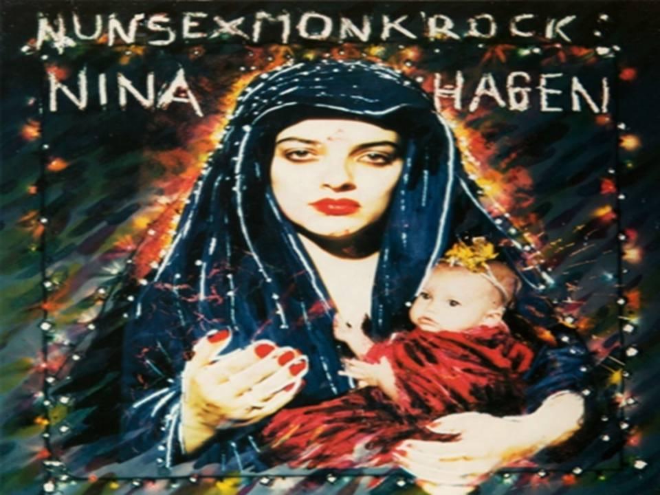 NunSexMonRock Álbum De Nina Hagen