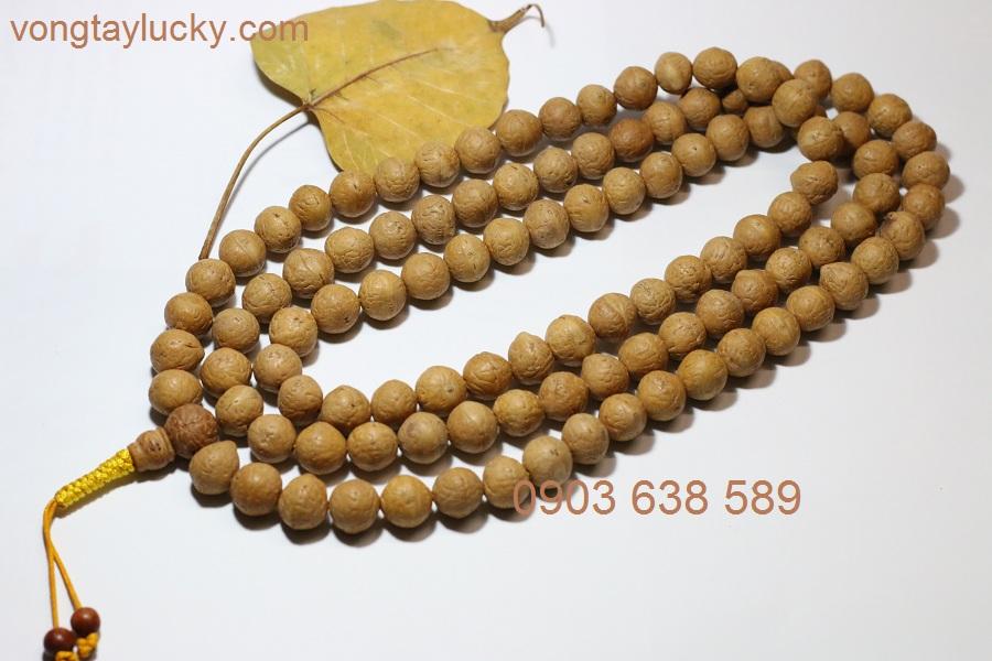 Tràng hạt hồ đề mắt Phật 108 hạt