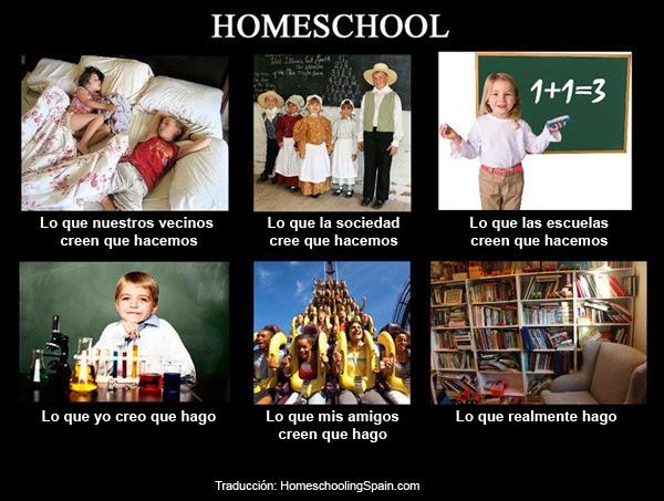 educación en familia, homeschooling