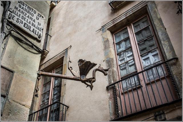 Baixada de Santa Eulàlia, Barcelona