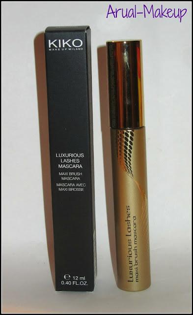 Luxurious Lashes Mascara Kiko