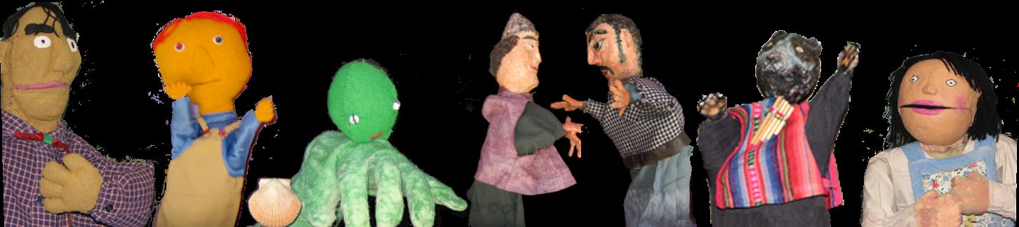 Compañía de Teatro de Títeres Ojos de Agua