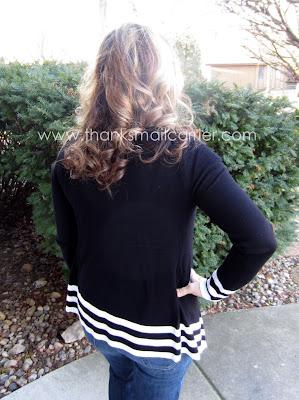 Cascade Sweater review