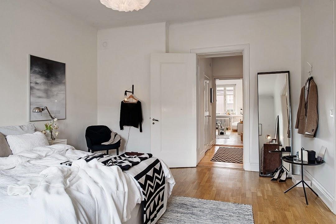 D couvrir l 39 endroit du d cor la pi ce vivre la cuisine - Deco chambre nordique ...