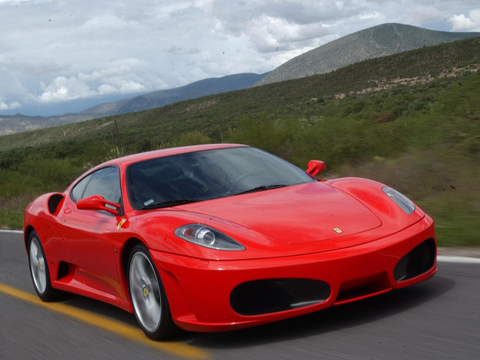 Carros Fotos Carros Ferrari