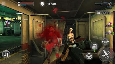 Zombie Assault : Sniper v1.16 MOD APK