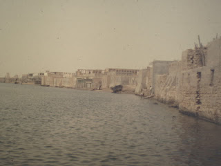 Sharjah waterfront Old and rare picture