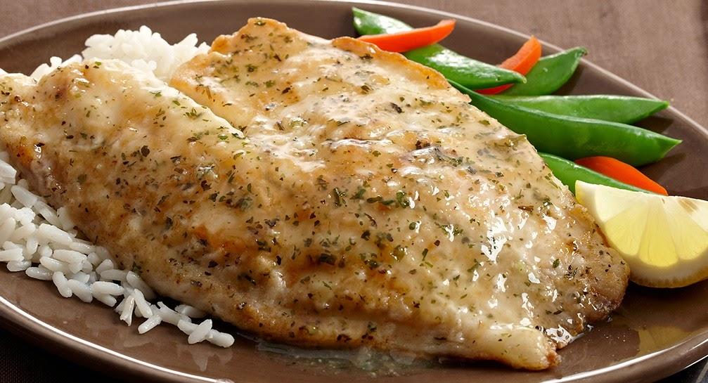 Easy fish fillets recipes