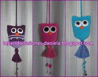 En El Blog De La Crochetnauta Y Decidi Realizarlas Son Simpaticas Y Se