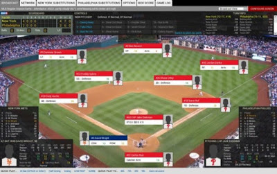 Out of the Park Baseball 16 Gameplay PC