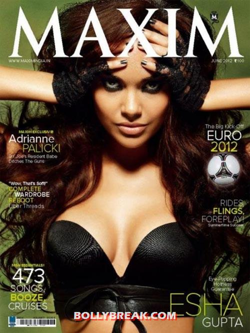 , 2012 Maxim India Cover Girls, Who's The Hottest?