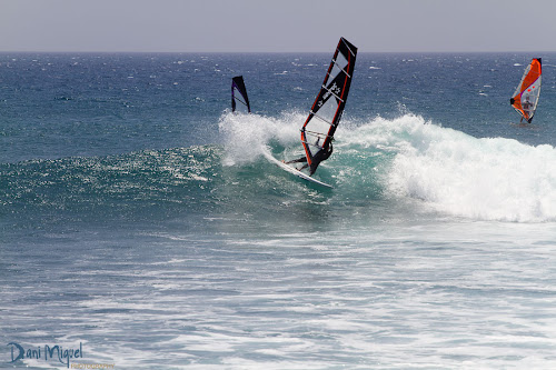 Omar Sanchez windsurf