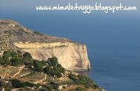 Acantilados Dingli, Malta