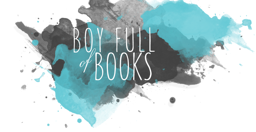 Boy Full Of Books