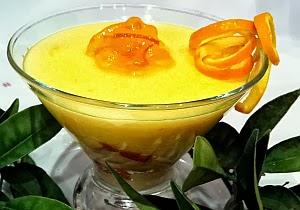 Crema de Licor de Naranja