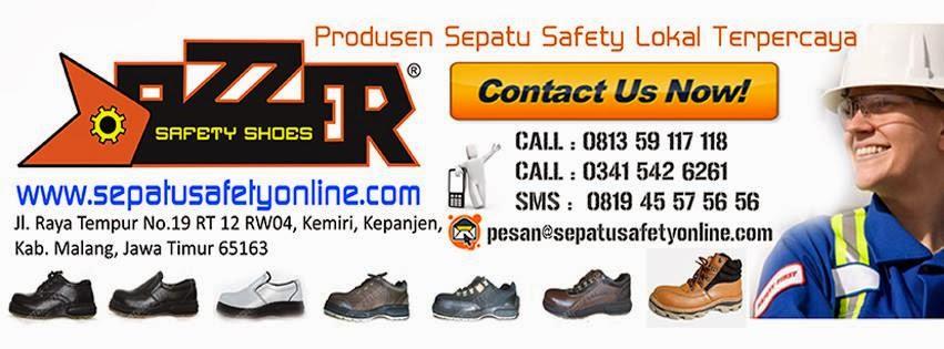 Sepatu Safety Malang
