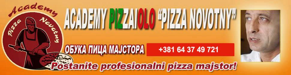 Обука Пица Мајстора - 064 37 49 721<br>Pizza Maker Course