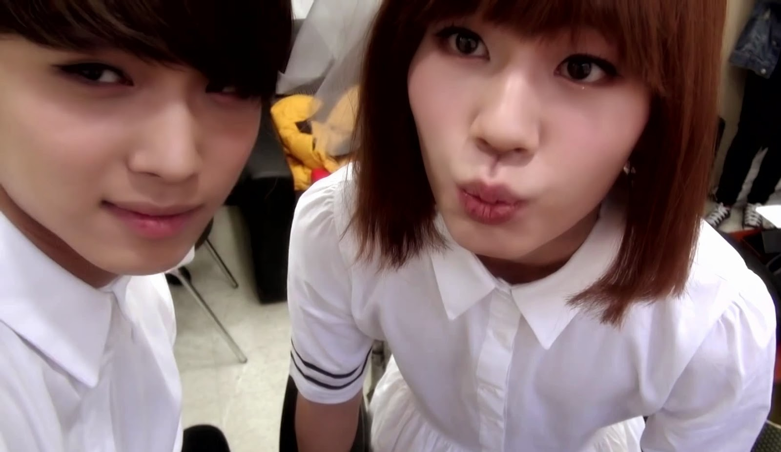 BTOB (Backstage+VIXX Ken) No no no by APINK [7 Boys]