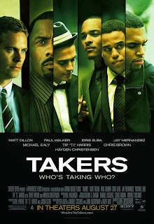 Ver online: Ladrones (Takers) 2010