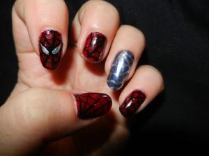 nail and art Cores para o Verão
