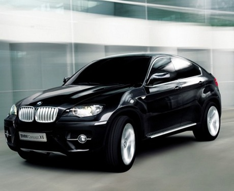 Sports Cars Bmw X6 2013 Black
