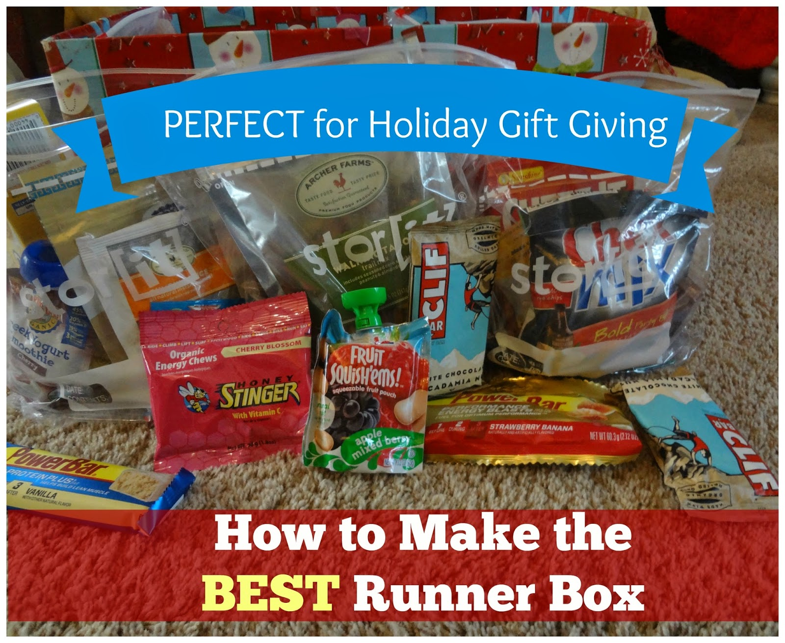 Fairytales and fitness the best home made runner box the best home made runner box negle Choice Image
