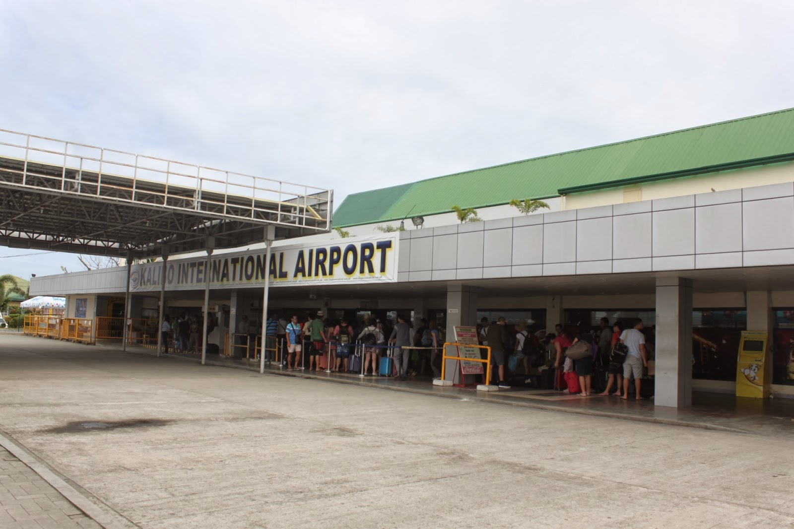 Image result for kalibo airport waiting area