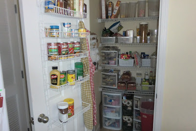 hurley's happy hangout: Small Ways to Organize in the Kitchen