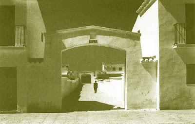 Guadalcacín: calle 'Luna' recién terminada