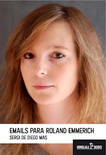 E-mails para Roland Emmerich (Honolulu Books, 2012).