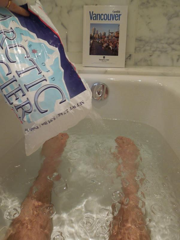 Vancouver ice bath