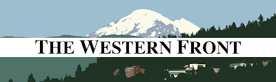 The Western Front Logo