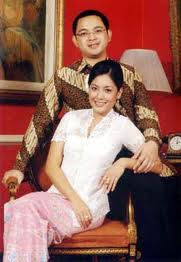 Pernikahan Danny Bimo Hendro Utomo dan Lulu Tobing