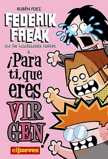 Federik Freak - Rubén Fdez.