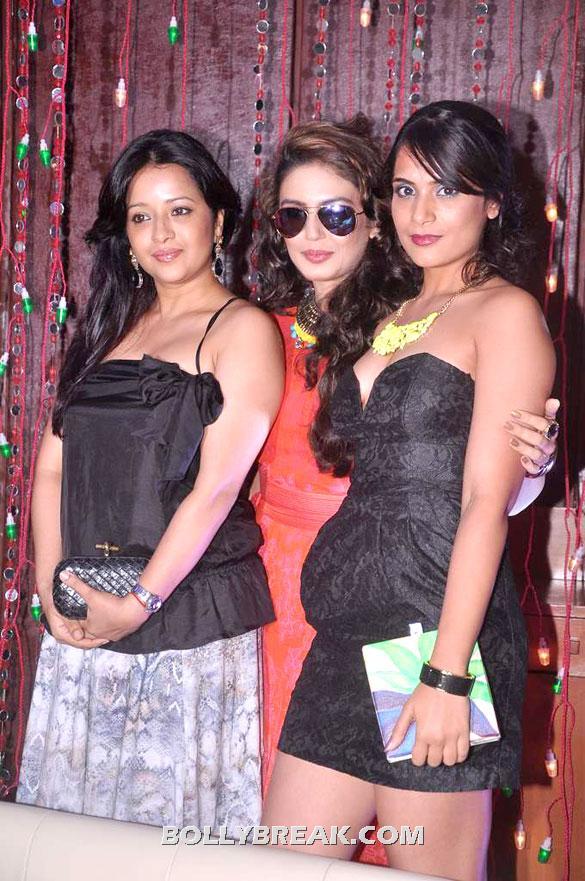 , Reema Sen And Richa Chadda @success Bash Of 'gangs Of Wasseypur'