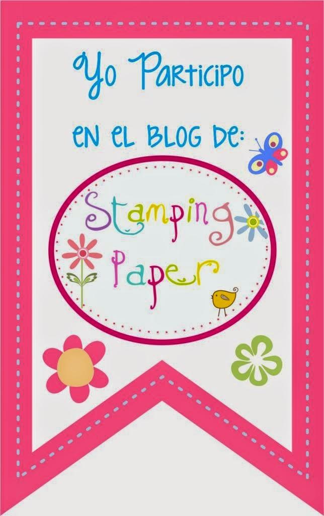 Yo participo en los retos de Stamping Paper