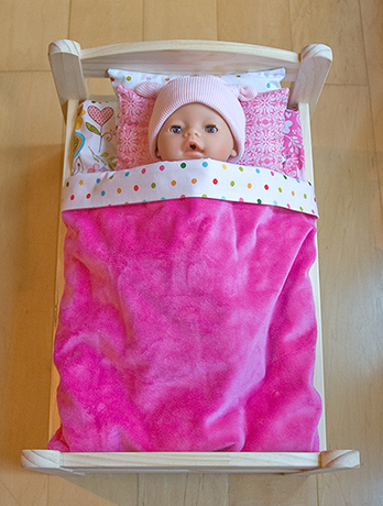 Sewing and Knitting Patterns Ideas: Crib Bedding Sewing