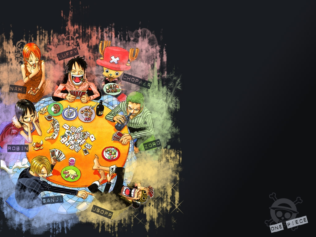 One Piece HD & Widescreen Wallpaper 0.302482496651843
