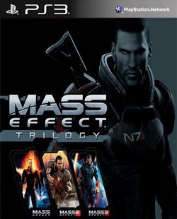 Mass Effect Trilogy PS3 USA Mega Uploaded