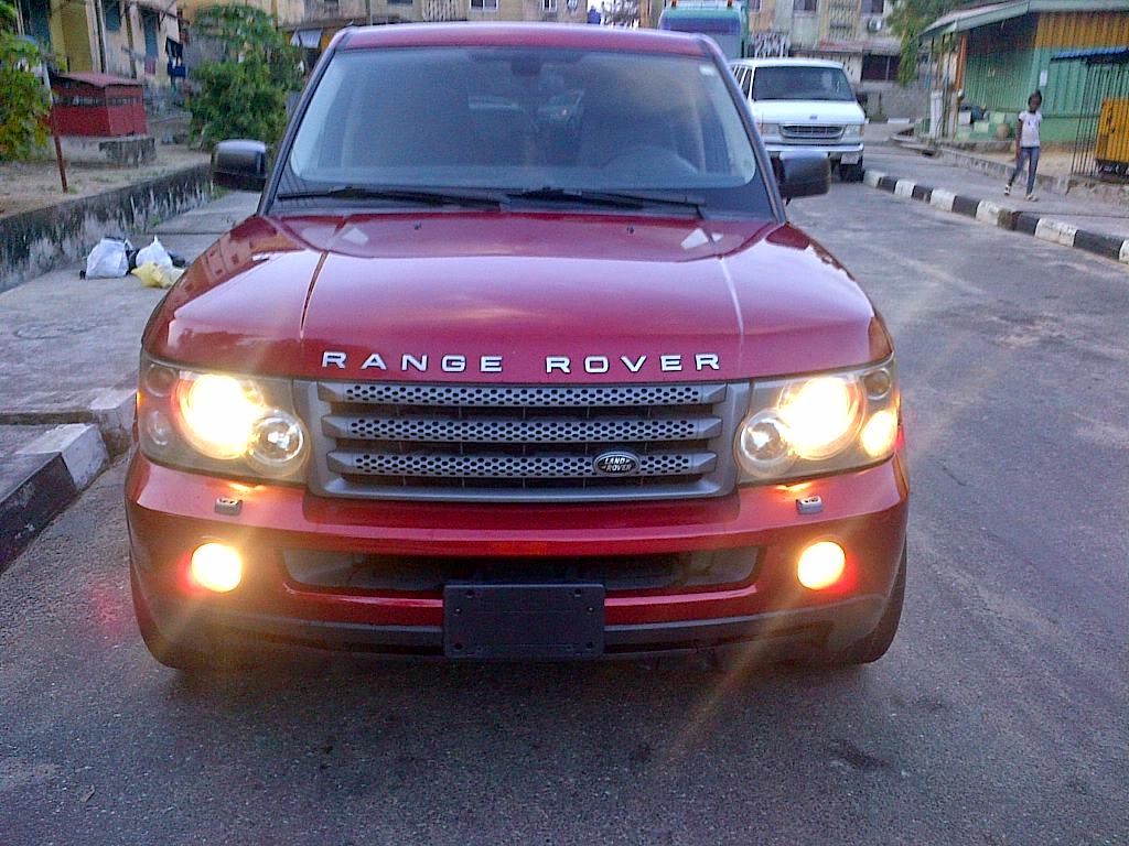 2007 Model Range Rover Sport HSE For Sale In Lagos***Super Neat, Non ...