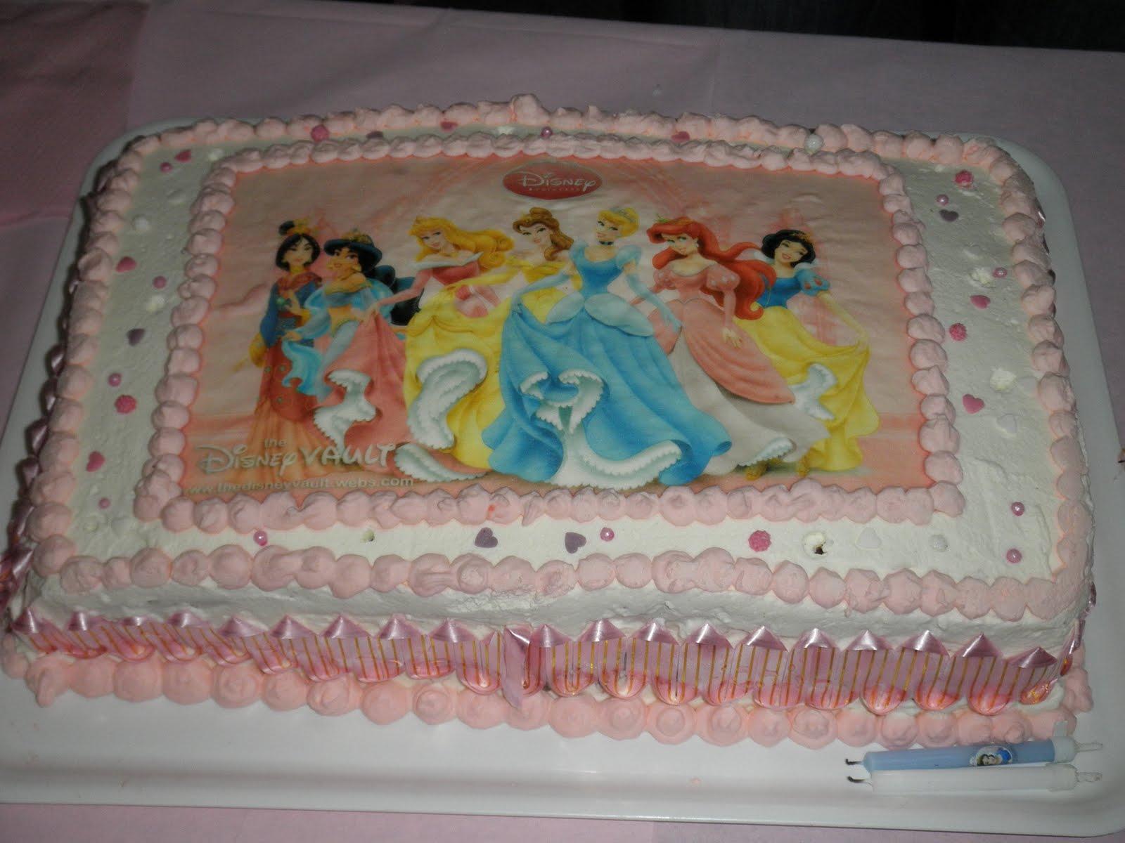torte di principesse torta principesse : Resisto a tutto tranne alle tentazioni...: Torta