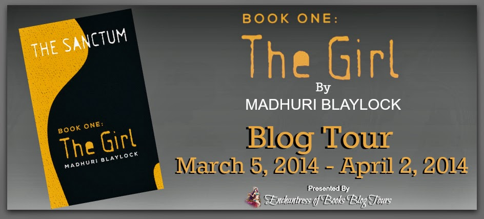 The Sanctum | The Girl Blog Tour and Giveaway