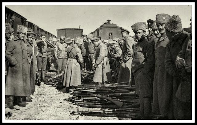 legión checoslovaca, guerra civil rusa, tren transiberiano