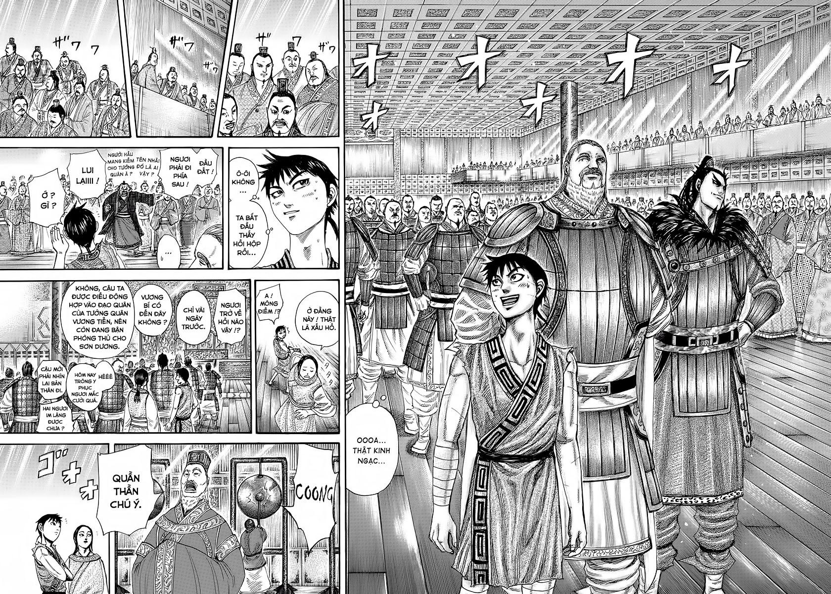 Kingdom – Vương Giả Thiên Hạ (Tổng Hợp) chap 243 page 9 - IZTruyenTranh.com